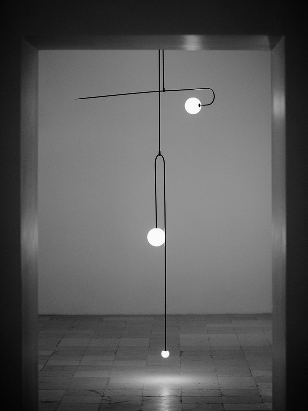 Michael Anastassiades lámpara Chandalier