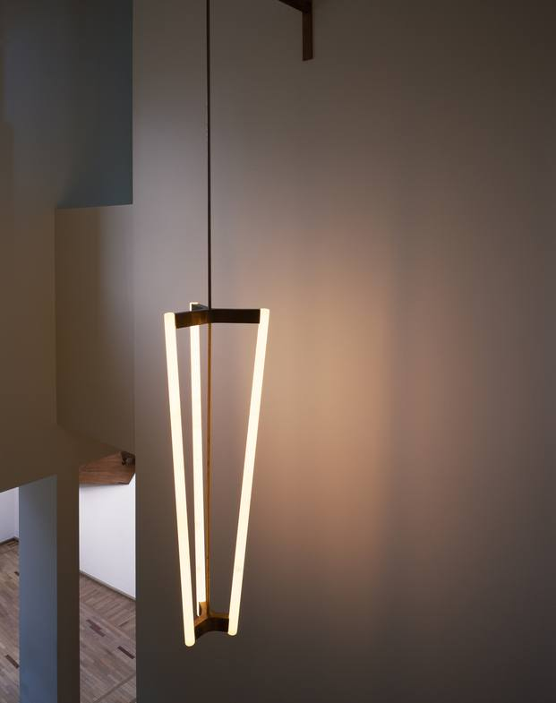 Michael Anastassiades Tube Chandalier