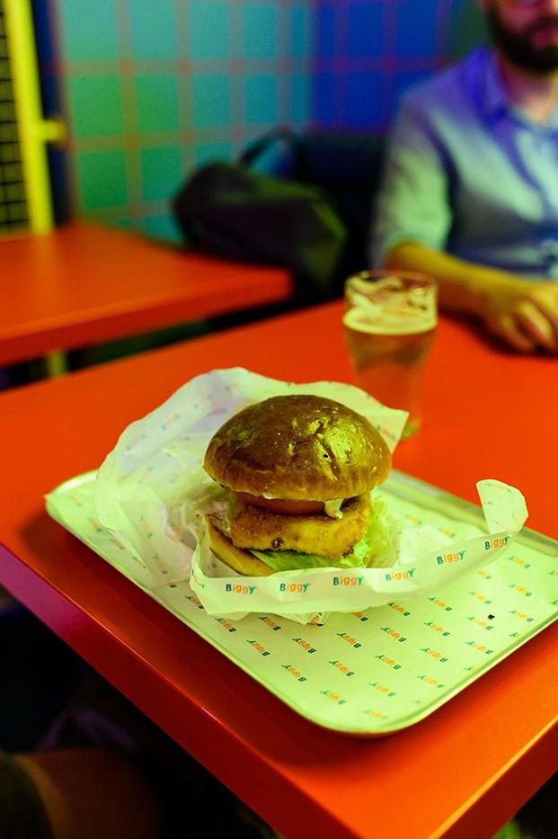 hamburguesas restaurante biggy breslavia polonia