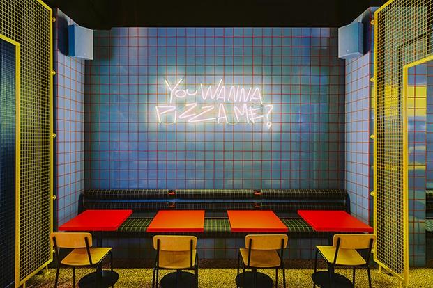 estilo hip-hop freestyle restaurante biggy