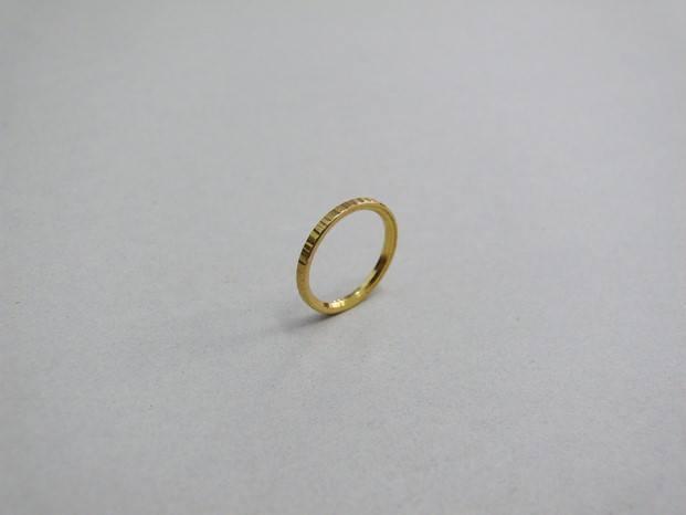 anillo 10 céntimos de euro