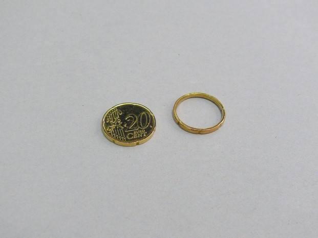 moneda 20 céntimos con anillo crown jewels
