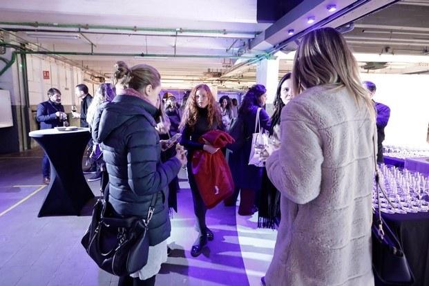 encuentro women in office design en espacio intersections