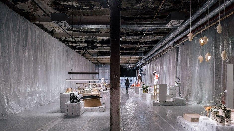 exposición producto fresco madrid design festival 2020