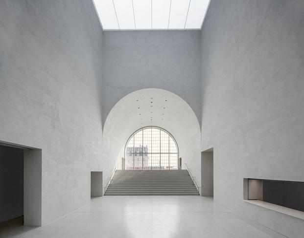 barozzi/Veiga. Museo cantonal de Bellas Artes de Lausana