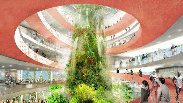 Ecosistema Urbano. Onfshore Mimami