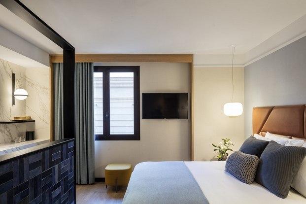 habitación hotel kimpton vividora