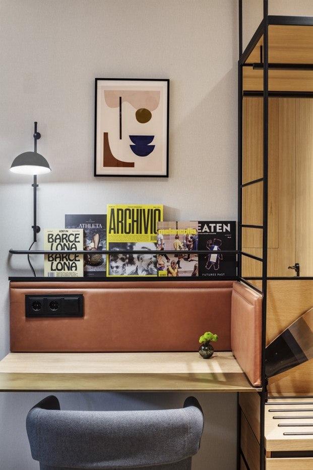 diseño interior inspirado en barcelona
