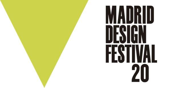 logo madrid design festival 2020