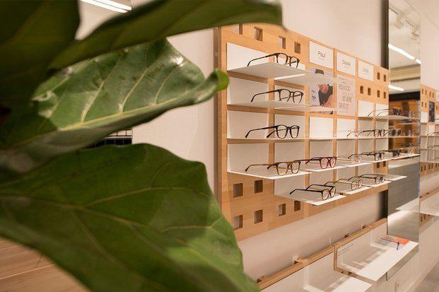 Project Lobster gafas de diseño. Tienda Verdi. Barri de Gracia. Barcelona