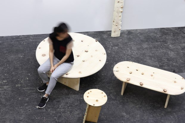 according to the grain asiento mención especial PTC IMM Cologne 2020