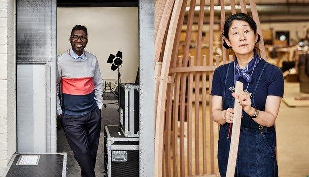 Kwame Kwei-Armah y Tomoko Azumi proyecto Legacy
