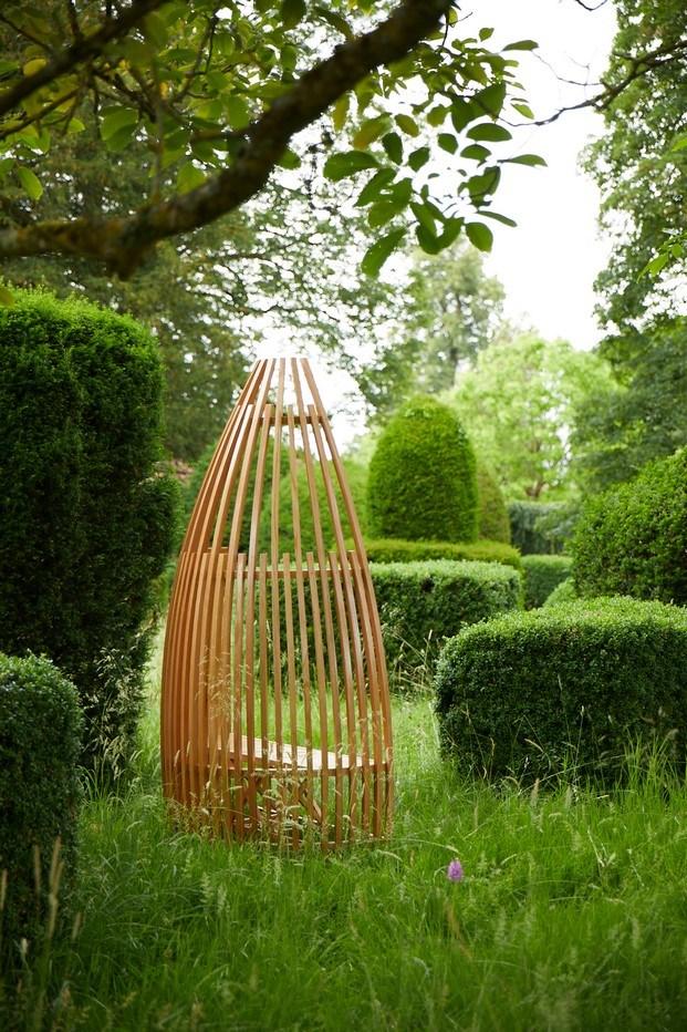 diseño en madera au de tomoko azumi y kwame kwei-armah proyecto legacy