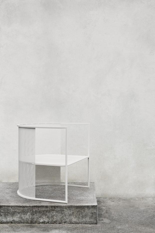 Bauhaus chair de Kristina Dam Studio