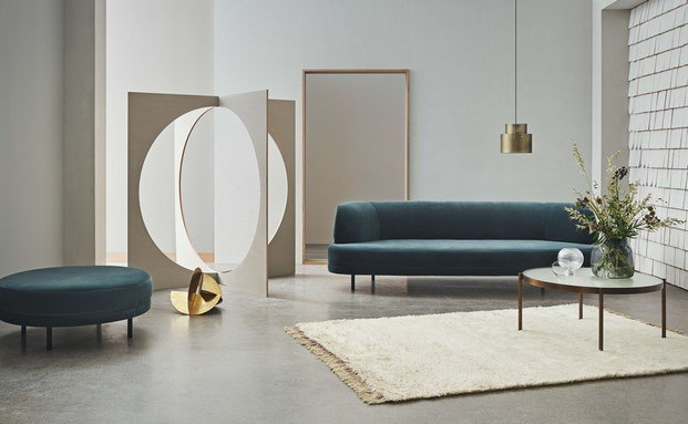 sofás Grace diseñado por Yonoh para Bolia