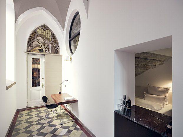 habitación de diseño hotel the qvest colonia