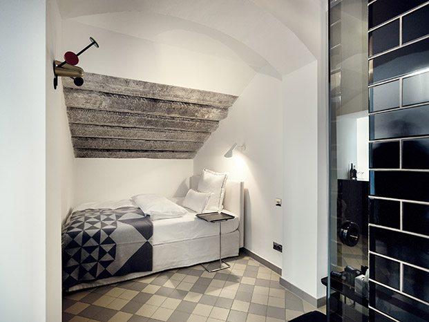 habitación de diseño hotel the qvest en colonia