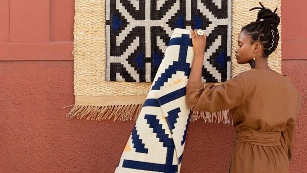 ikea överallt colección diseñadores africanos