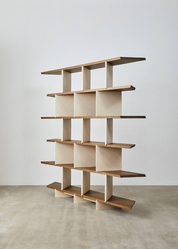 Musical Shelf de Martino Gamper para Tamara Rojo proyecto Legacy