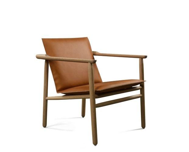 sillón Igman de Harri Koskinen para Zanat