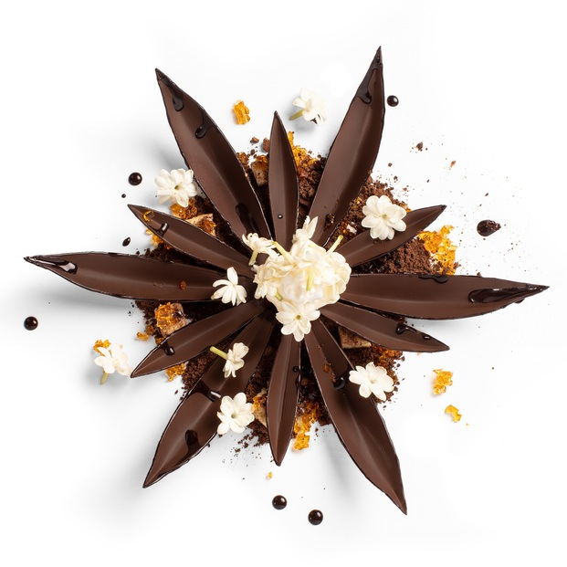Flor de Cacao 2020. Creado por Jordi Roca. Diseño Andreu Carulla. Producción Mona Lisa