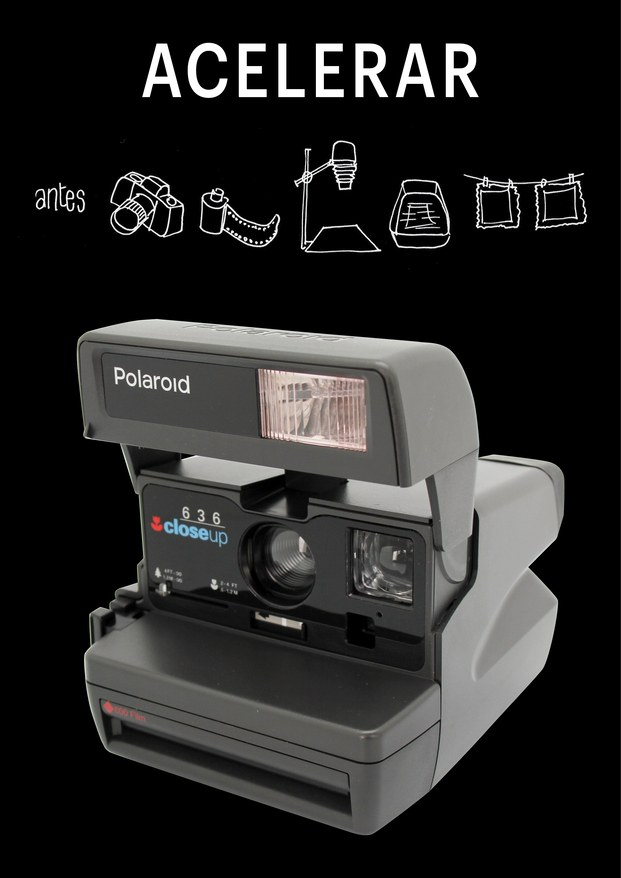 Polaroid. Expo Funciono porque soy así. Madrid Design Festival