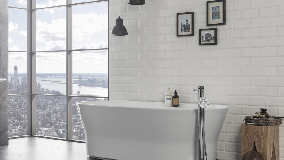 Porcelanosa Bathrooms