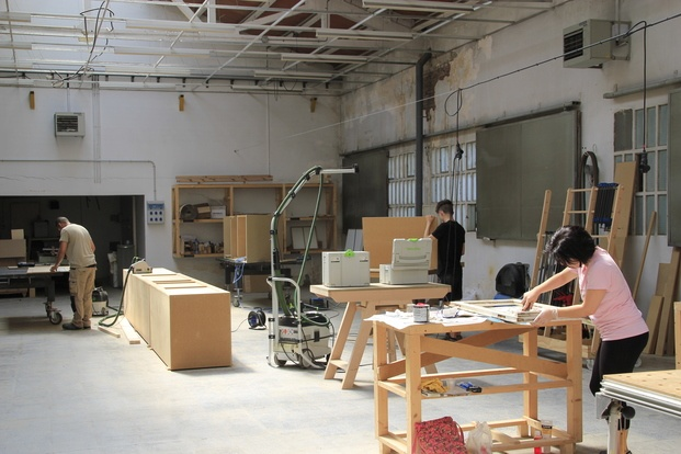 TMDC coworking para makers en Barcelona