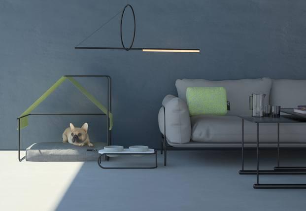 VOL DOG complementos de diseño contemporáneo moderno para perros