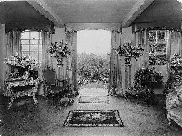 ashcombe house de cecil beaton