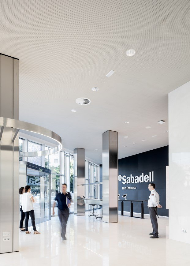 entrada banc sabadell hub empresa valencia