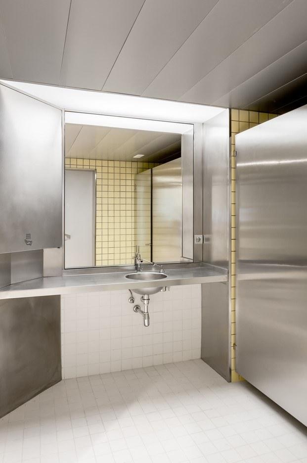 baño banc sabadell hub empresa