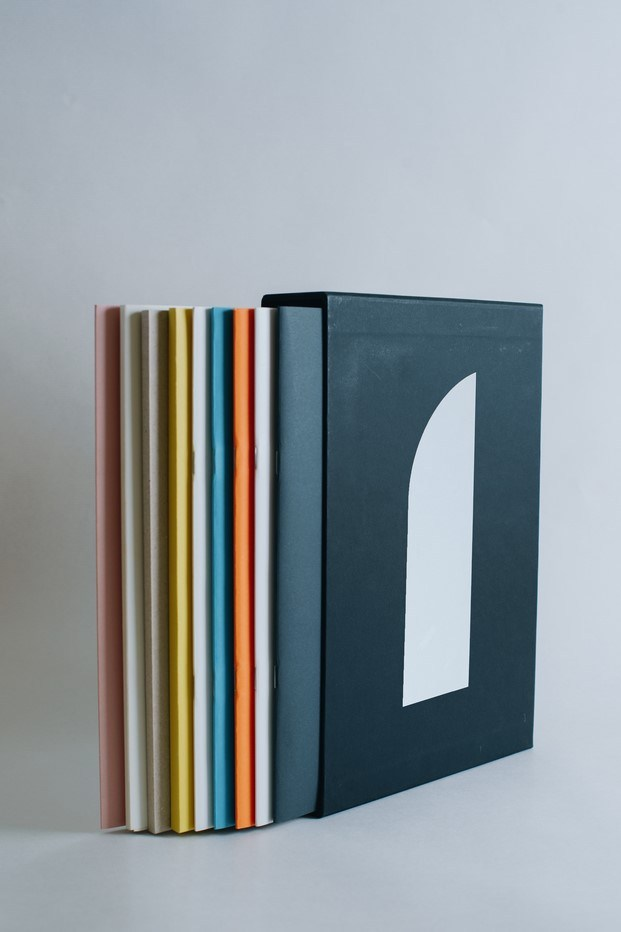 cahiers series addenda architects