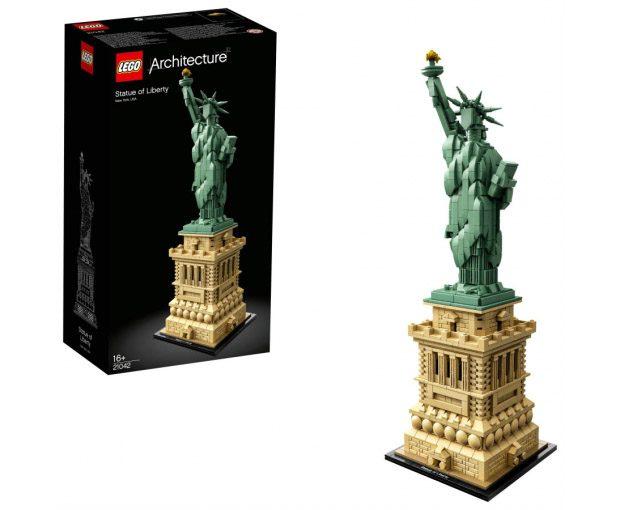 estatua de la libertad piezas