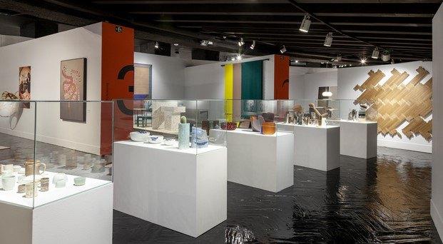 nature morte vivante exposición de patricia urquiola en madrid design festival