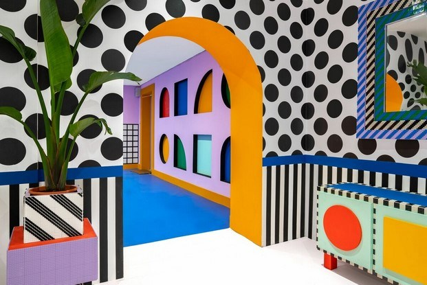 house of dots camille walala lego