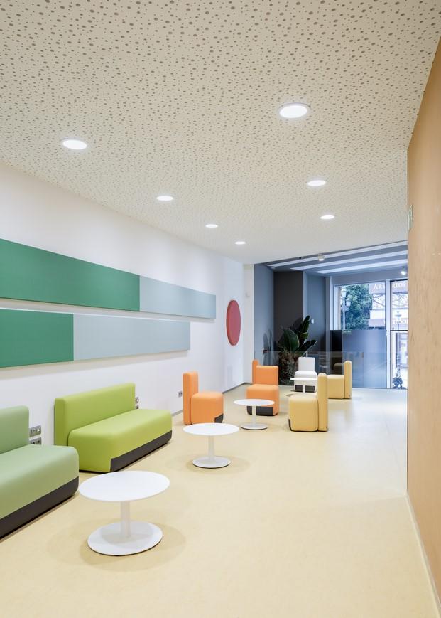 espacio diáfano flexible diseñado por mateo arquitectura