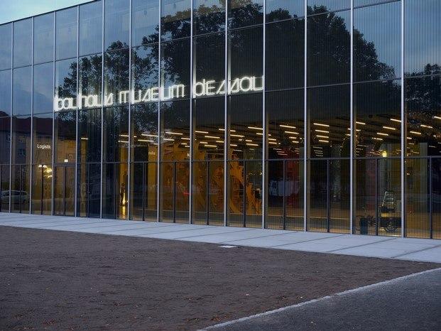 museo bauhaus dessau addenda architects