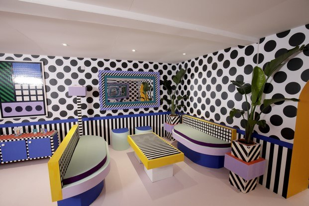 sala house of dots camille walala lego