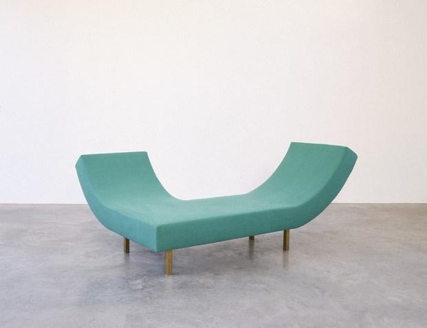 sofá cavrois diseñado por muller van severen