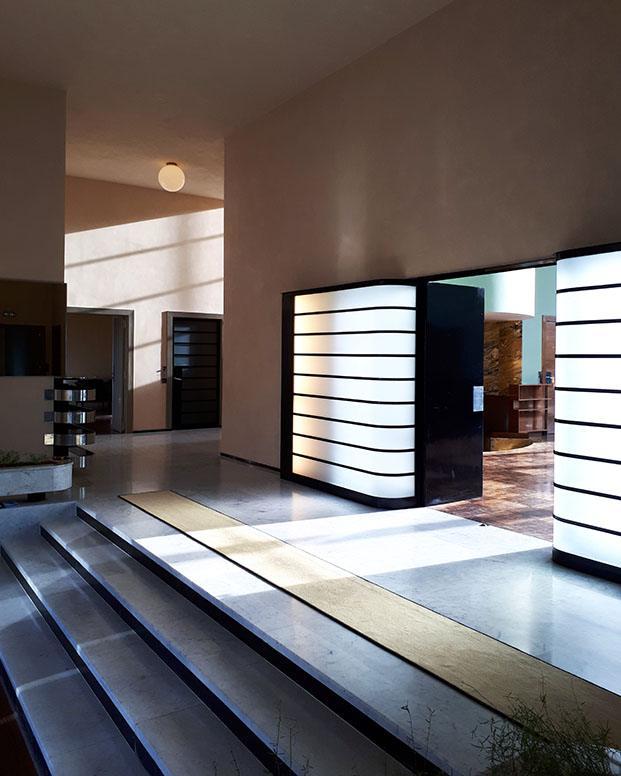 interior villa cavrois lille