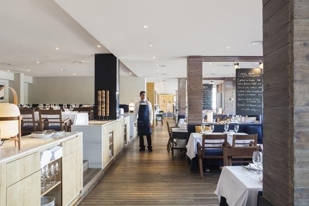 Restaurante Barceloneta. Tarruella Trenchs Interioristas