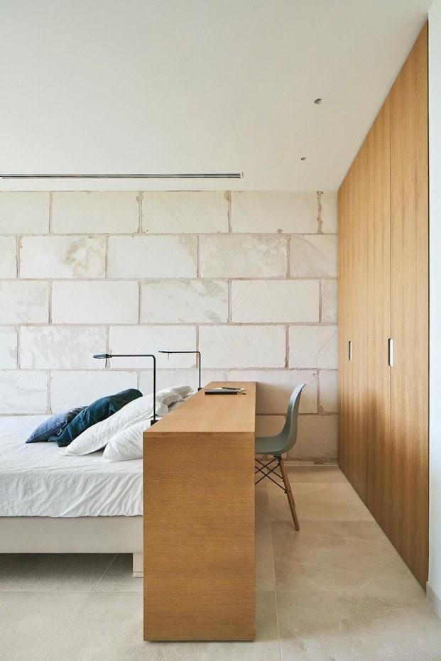 home office casa forbes de miel arquitectos en Mallorca