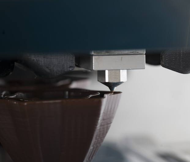 Chocolate impreso en 3D. Jordi Roca y Andreu Carulla para Mona Lisa