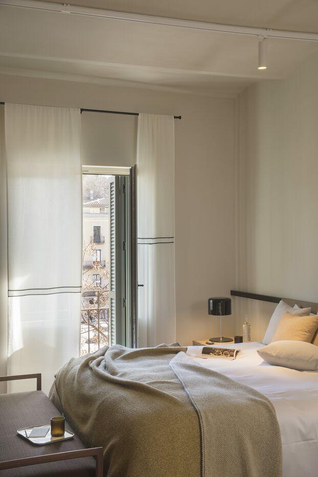 Hotel Casa Cacao Girona. Interiorismo Sandra Tarruella. Suite