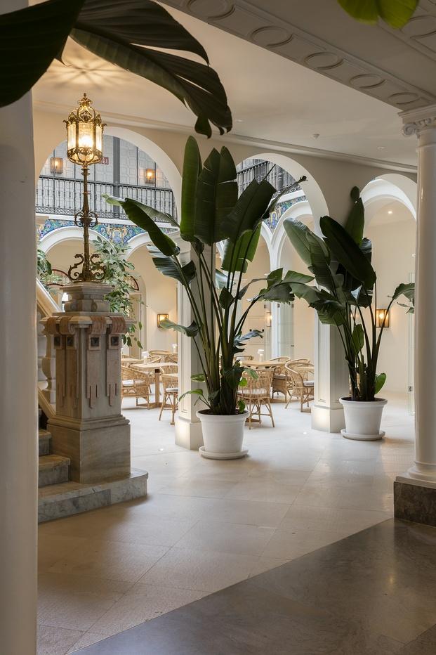 Hotel H10 Palacio Colomera de Córdoba. Lobby