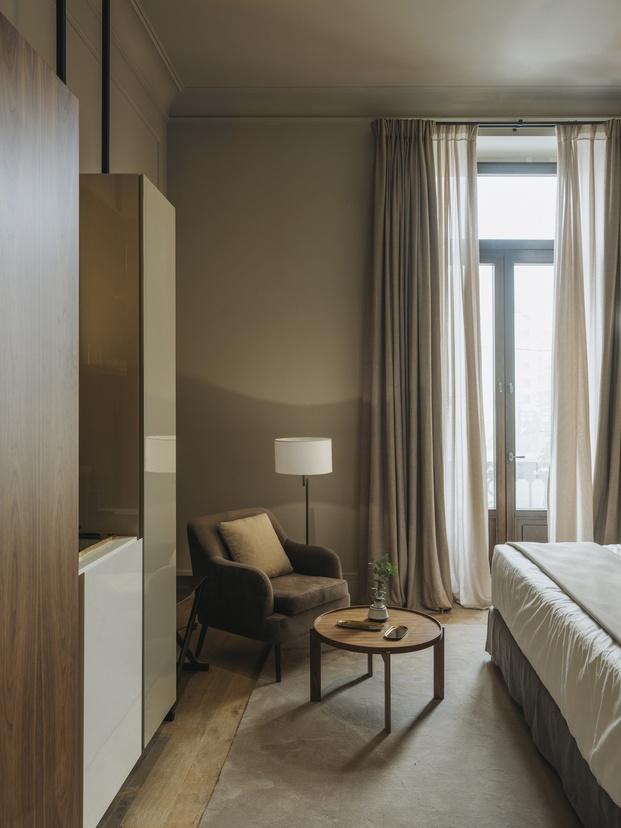 Hotel H10 Palacio Colomera de Córdoba. Suite