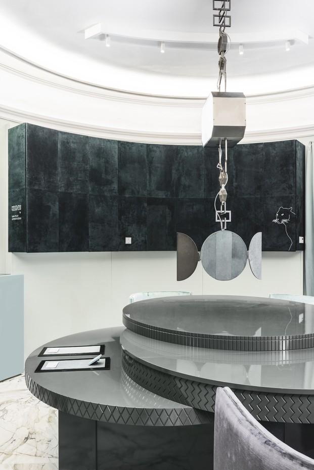 Jung en Casa Decor 2020 diseñado por Sara Folch