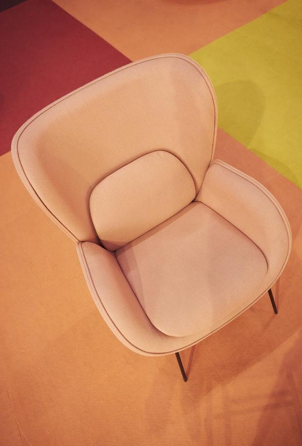 diseño español en la sala vip de arcomadrid 2020