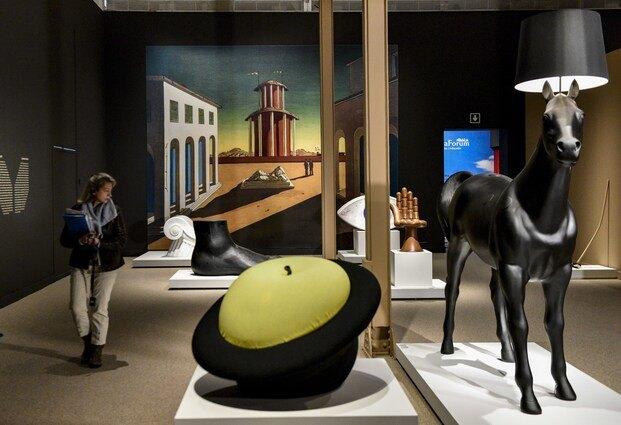 Surrealismo y Diseño. Exposición CaixaForum Barcelona.